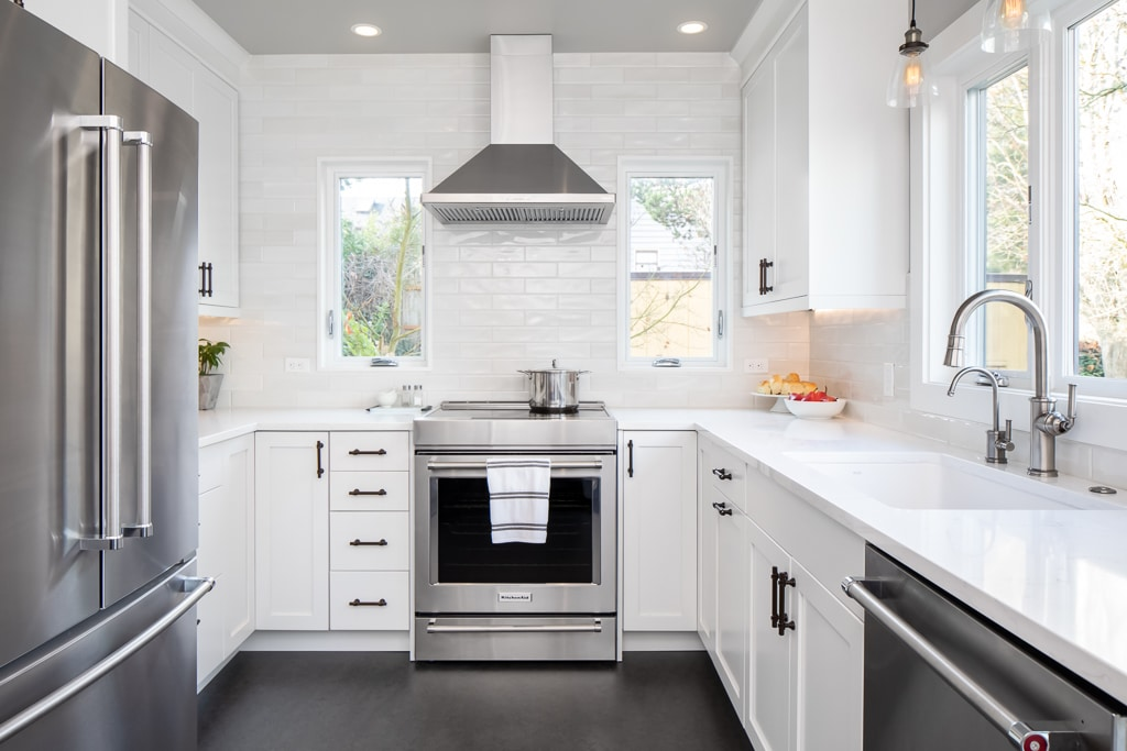 5 Design Ideas For Small Kitchen Remodels Model Remodel